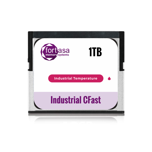 INDUSTRIAL CFAST CARD